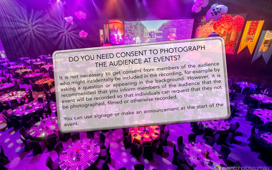 audience consent