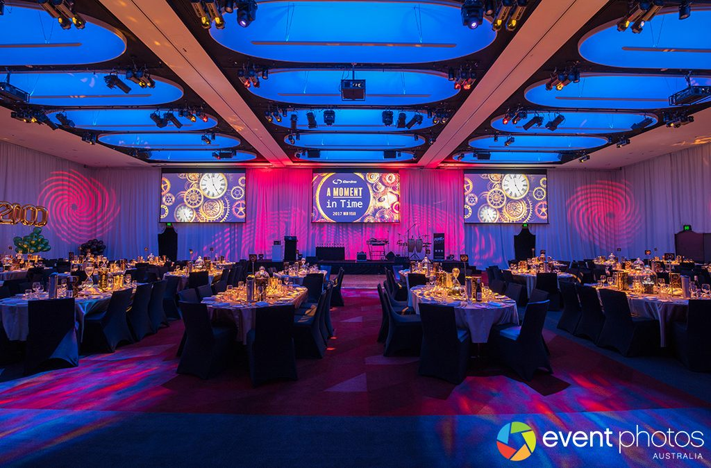 Hilton Brisbane event space