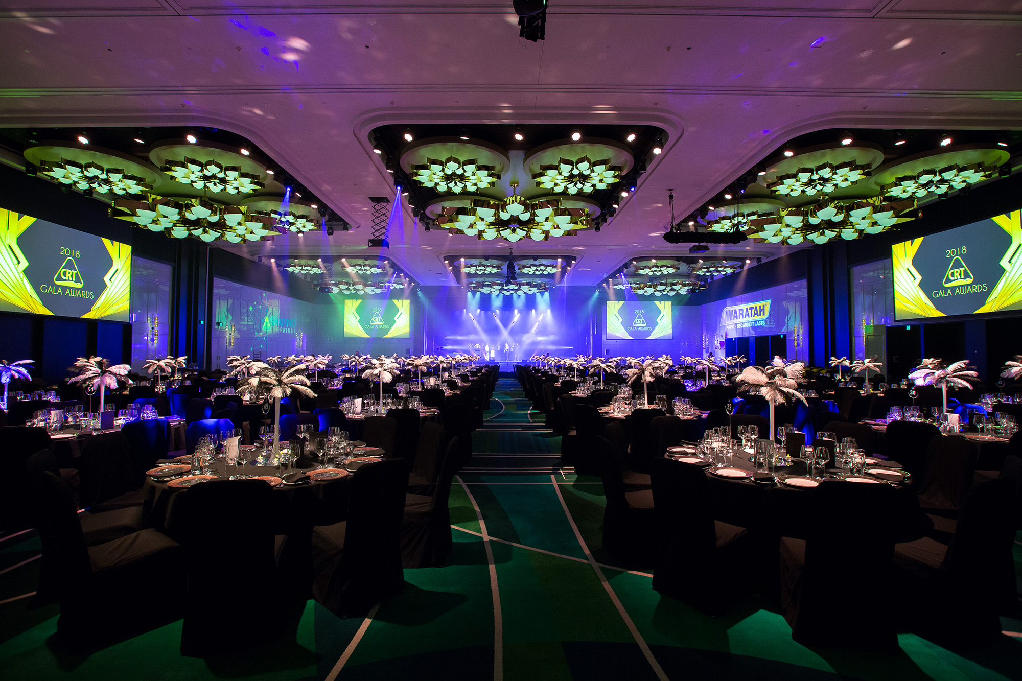 Perth event photography - Crown casino