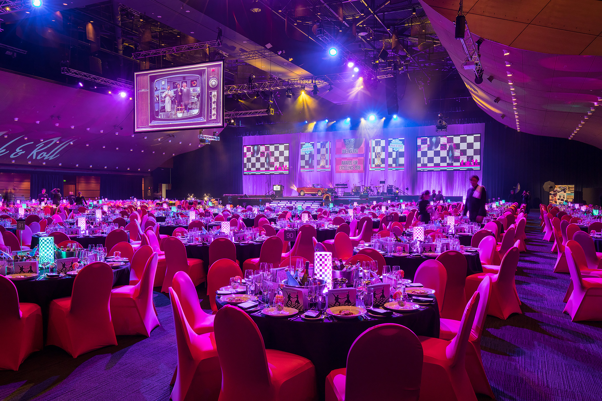 Keno and Clubs Queensland Awards For Excellence 2018