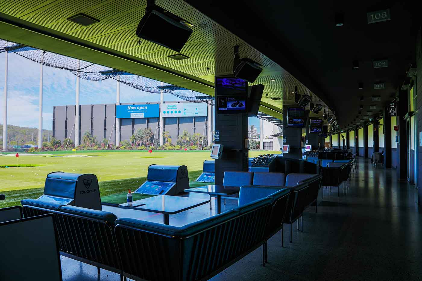 Top Golf Gold Coast Venue